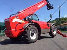 Venta de Manipulateur télescopique MANITOU MT1840PRIVILEGE